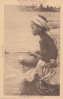 Missions Catholiques Capuçins - Rajpoutana Inde -  Enfant Bhil à La Pêche - - Missions