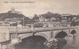 Italie - Torino - Nuovo Ponte Monumentale Umberto 1° - Bridges