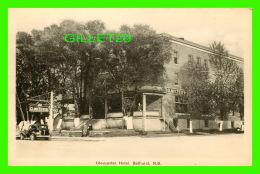 BATHURST, NB - GLOUCESTER HOTEL - ANIMATED - PECO -