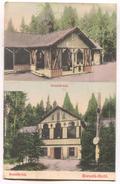 BORSZEK / BORSEC - Romania, Architecture, Old Postcard, 1909. - Romania