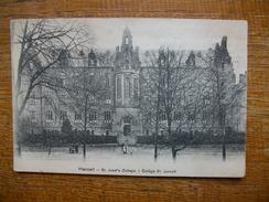 Carte Assez Rare , Belgique , Hasselt , Collège St. Joseph - Hasselt