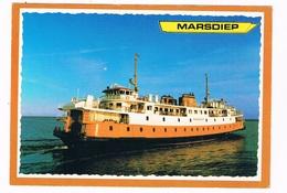 SCH-688   M.V. MARSDIEP ( Den Helder - Texel) - Transbordadores