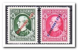 Slowakije 1939, Postfris MNH, Andrej Hlinka - Slowakije