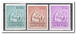 Slowakije 1941, Postfris MNH, Childcare - Unused Stamps