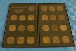 Souvenir 22 Medal Sport 1972 MUNICH OLYMPICS TOKEN CANADIAN OLYMPIC ASSOCIATION, 12 Scans - Jetons & Médailles