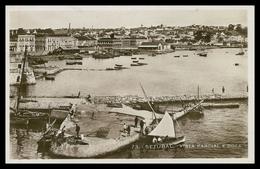 SETUBAL - Vista Parcial E Doca ( Nº 73) Carte Postale