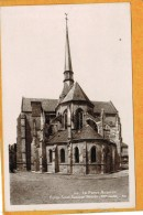 Les Andelys (Eure) Le Petit Andely. Eglise Saint-Sauveur              (CPSM, Bords Droits, Format 9 X 14) - Les Andelys
