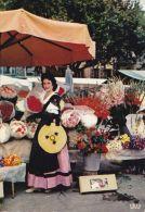 Côte D'Azur - Marché Aux Fleurs - Trachten