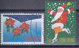 FINLANDIA 1995 Nº 1283/84 USADO - Usados