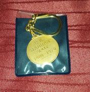 JADRAN SPLIT, SWIMMING CLUB, OLD KEYCHAIN FOR 50 ANNIVERSARY 1920- 1970 - Swimming