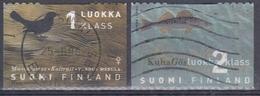 FINLANDIA 1998 Nº 1380/81 USADO - Gebraucht