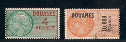 DOUANES N°29/51 - Revenue Stamps