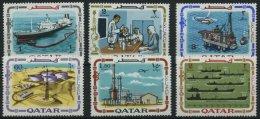 QATAR 379-84 **, 1969, Militär Und Polizei, Prachtsatz, Mi. 25.- - Qatar