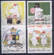 FINLANDIA 1998 Nº 1382/85 USADO - Finlandia
