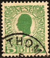 Dansk Vestindisk 5c. 1905 Mi 29, Danish West Indies, Westindien