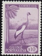 PORTUGUESE GUINEA - Scott #259 Crowned Crane / Mint NH Stamp - Portuguese Guinea