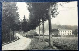 CPA 48 Promenade, Environs D'Arlon Route De Mersch-Gaichel 1920 - Arlon