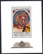 CSSR 1968 Block Mi. 28 Yv. 34 Postfrisch MNH** - Unused Stamps