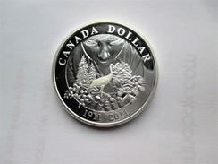 Canada, 1 Dollar, 2011 Nationalpark - Canada