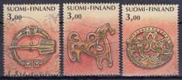 FINLANDIA 1999 Nº 1432/34 USADO - Finlandia