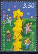 FINLANDIA 2000 Nº 1484/85 USADO - Gebraucht