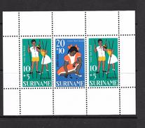 Mi.No. Block 7 Suriname  MNH - Surinam
