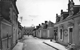72 - Ecommoy - Rue Du Général Leclerc - La Gare - ( Hôtellerie Des Tilleuls ) - Ecommoy