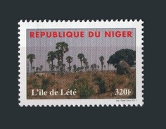 NIGER  2011 YT 1684 L'ILE DE L'ETE MNH (VERY RARE) - Niger (1960-...)