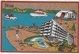 Cork Postcard * Postal De Cortiça * Troia