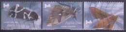 FINLANDIA 2008 Nº 1888/90 USADO - Finlandia