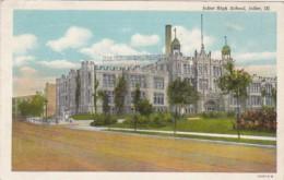 Illinois Joliet High School 1943 Curteich