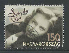 Hongarije, Yv 4609   Jaar 2015,  Hogere Waarde,  Gestempeld, Zie Scan - Oblitérés