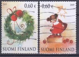 FINLANDIA 2009 Nº 1962/63 USADO - Finlandia