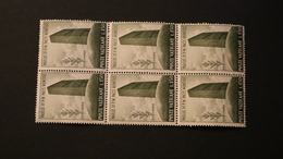 Vatican 418 UN Building Block Of 6 MNH 1965 A04s - Unused Stamps