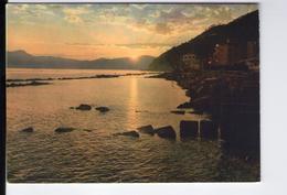 U423 Cartolina Italia - Il Commiato Del Sole - Tramonto Sunset Coucher  _ NON CIRCOLATA - Rotalcolor R135 - Halt Gegen Das Licht/Durchscheink.
