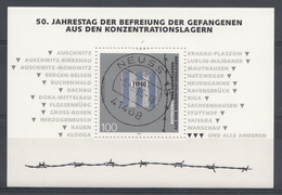 Allemagne 1995  Mi.Nr: Block 32 Jahrestag Der......  USED GEBRUIKT OBLITERE - Oblitérés