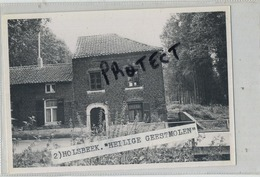 HOLSBEEK :  Heilige Geestmolen     Vieux Photo 12.5 X 9 Cm - Holsbeek