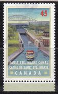 Canada 1998 N° Y&T : 1580 Obl. - 1952-.... Règne D'Elizabeth II
