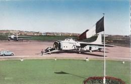 Carte Postale : Le Touquet Paris-Plage  (62)     L'aéroport Chargement D'une Voiture       Ph Mage - Le Touquet