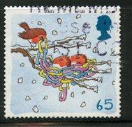 2001 Great Britain 65p Christmas #2006 - 1952-.... (Elizabeth II)