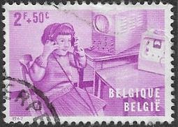 Belgium SG1827 1962 Disabled Children Relief Funds 2f+50c Good/fine Used [33/28673/6D] - Belgium