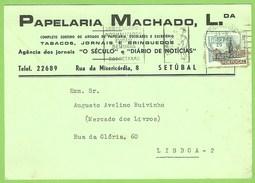 Setúbal - Papelaria Machado