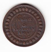 TUNISIE KM 235, 1914, 5ct.  (3SP3) - Tunisie