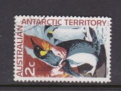 Australian Antarctic Territory  S 9 1966 Decimal Definitives 2c Penguins Used - Territoire Antarctique Australien (AAT)