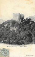 Clarafond-Arcine (Haute-Savoie) - Environs De Coupy - Le Chateau D'Arcine, Cliché A. Laracine, Carte Précurseur - Francia