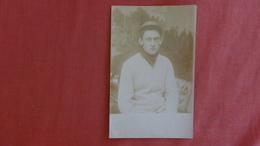 RPPC  Sportsman ?  Ref 2528 - Postcards