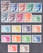 AUSTRIA C 12-31  * - Airmail