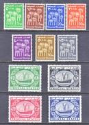 QATAR  TRUCIAL  STATES  1-11    * - Qatar