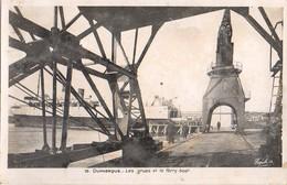 Dunkerque – Les Grues Et Le Ferry-boat - Dunkerque