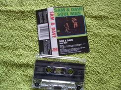 SAM & DAVE K7 AUDIO VOIR PHOTO...ET LIRE IMPORTANT...  REGARDEZ LES AUTRES (PLUSIEURS) - Audio Tapes